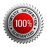 100% Complete Satisfaction Guarantee